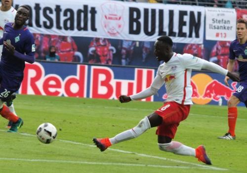RB Leipzig gegen Werder Bremen, über dts Nachrichtenagentur