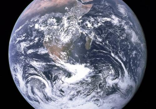 Die Erde aus dem Weltraum aufgenommen, über dts Nachrichtenagentur