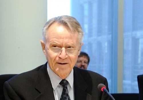 Hans-Ulrich Klose, Deutscher Bundestag/Lichtblick/Achim Melde,  Text: über dts Nachrichtenagentur