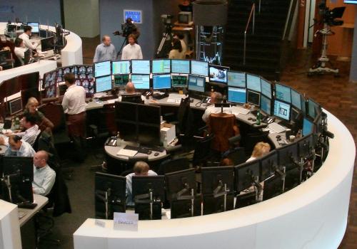 Frankfurter Wertpapierbörse, über dts Nachrichtenagentur