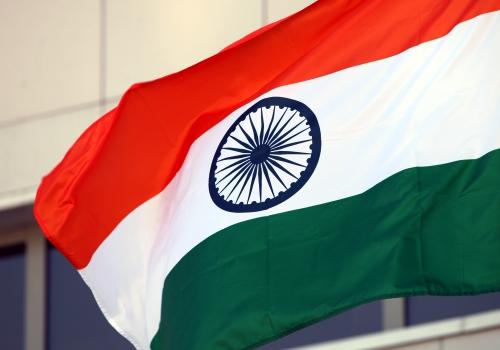 Fahne von Indien, über dts Nachrichtenagentur