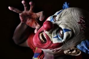 Horror Clown Helloween