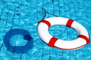 Rettungsring Schwimmbad