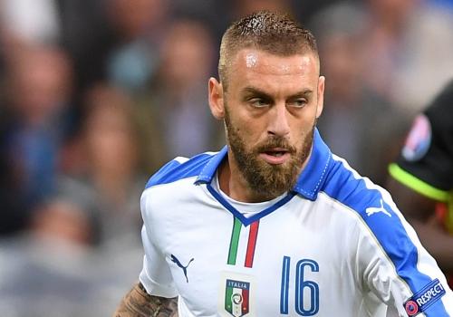 Daniele De Rossi (Italienische Nationalmannschaft), Pressefoto Ulmer/Alberto Lingria, über dts Nachrichtenagentur