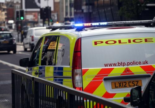 Londoner Polizei, über dts Nachrichtenagentur