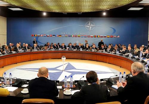 NATO-Außenminister, über dts Nachrichtenagentur
