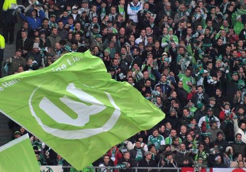 Fans des VfL Wolfsburg, über dts Nachrichtenagentur