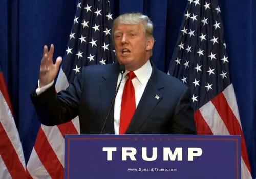 Donald Trump, über dts Nachrichtenagentur