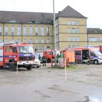 20161225_Augsburg_Fliegerbombe_Entschaerfung_Evakuierung_BRK_JUH_MHD_Polizei_Feuerwehr_THW_Tauber_Bruder_new-facts-eu_0041