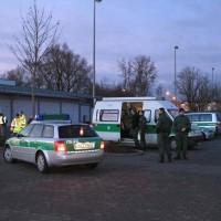 20161225_Augsburg_Fliegerbombe_Entschaerfung_Evakuierung_BRK_JUH_MHD_Polizei_Feuerwehr_THW_Tauber_Bruder_new-facts-eu_0096