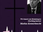 Beileidsbekundung Kennerknecht