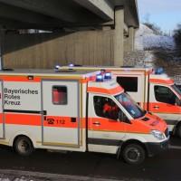 20170110_A96_Woerishofen_Buchloe_Wertach-Parkplatz_Unfall_Lkw-Pkw-Feuerwehr_Poeppel_0036