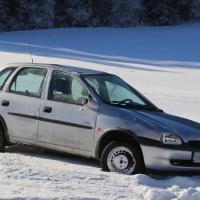 Unfall ST2055 Kaufbeuren Friesenried Oberbeurer Steige Winter (4)