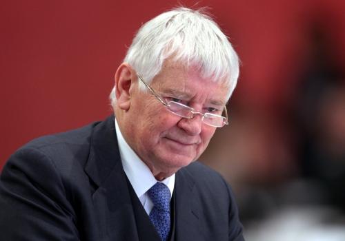 Otto Schily, über dts Nachrichtenagentur