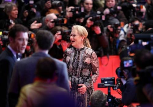 Meryl Streep, über dts Nachrichtenagentur