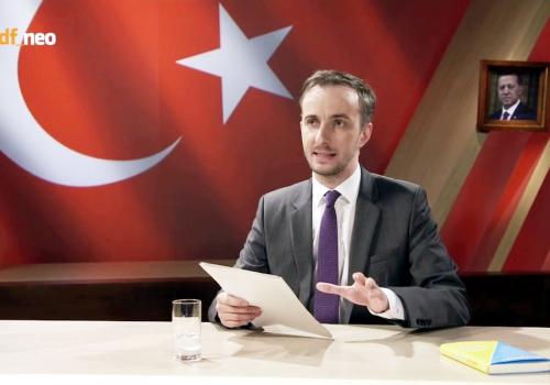 Jan Böhmermann trägt Schmähgedicht vor, ZDF, über dts Nachrichtenagentur