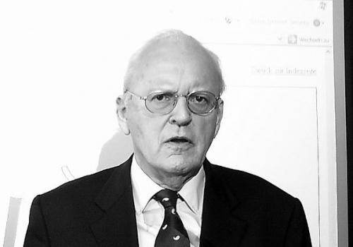 Roman Herzog, über dts Nachrichtenagentur