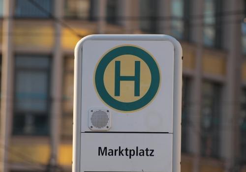 Bushaltestelle, über dts Nachrichtenagentur
