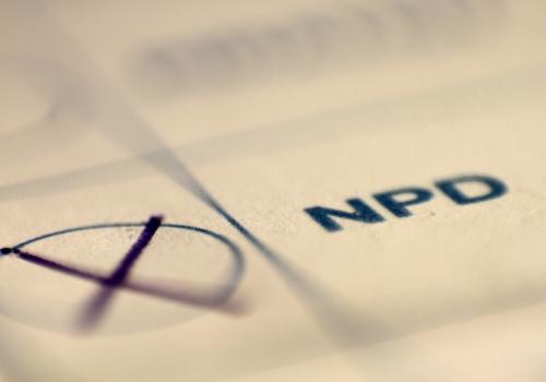 NPD auf Stimmzettel, über dts Nachrichtenagentur
