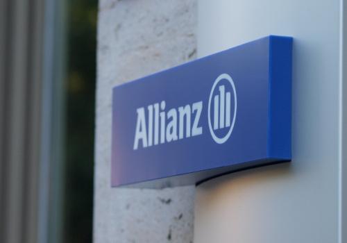 Allianz-Logo, über dts Nachrichtenagentur