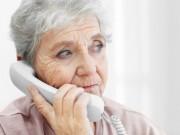 Dame Telefon Frau