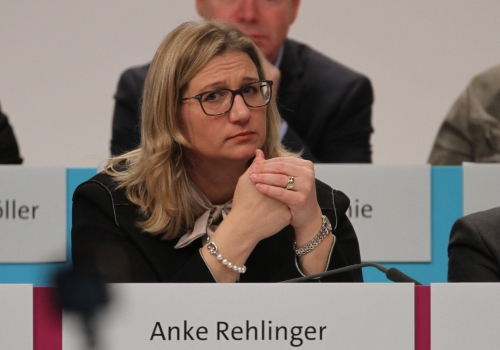 Anke Rehlinger, über dts Nachrichtenagentur