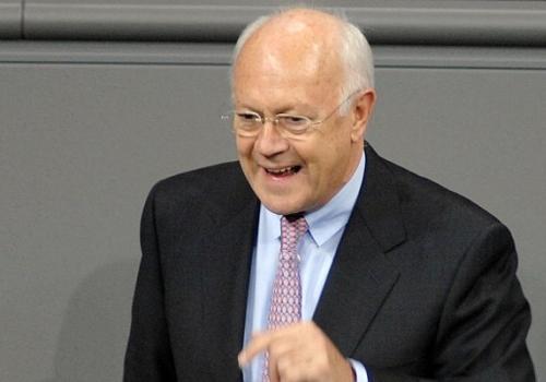 Hans-Peter Uhl, Deutscher Bundestag  / Lichtblick / Achim Melde,  Text: über dts Nachrichtenagentur
