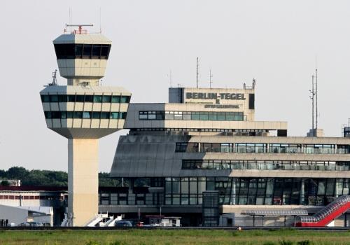 Flughafen Berlin-Tegel, über dts Nachrichtenagentur