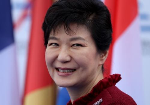 Park Geun-hye, über dts Nachrichtenagentur