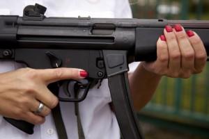 Maschinenpistole