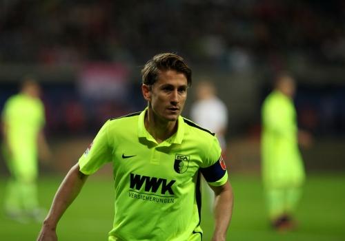 Paul Verhaegh (FC Augsburg), über dts Nachrichtenagentur