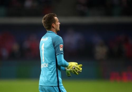 Lukáš Hrádecký (Eintracht Frankfurt), über dts Nachrichtenagentur