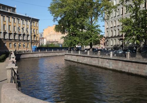 Kanäle in St. Petersburg, über dts Nachrichtenagentur