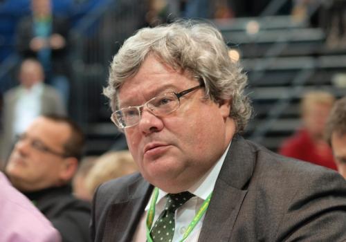 Reinhard Bütikofer, über dts Nachrichtenagentur