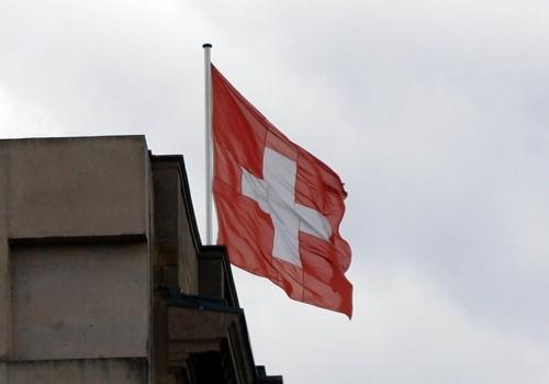Schweizer Flagge, über dts Nachrichtenagentur