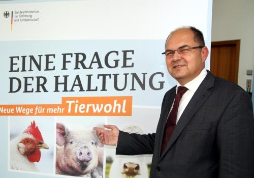 Landwirtschaftsminister Christian Schmidt am 06.10.2014, über dts Nachrichtenagentur