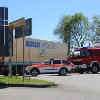 20170517_A7_Auffahrt_Groenenbach_Motorad_Lkw_Feuerwehr_Poeppel_0006