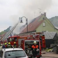 20170605_Neu-Ulm_Altenstadt_Brand_Wohnhaus_Reihenhaus_Feuerwehr_poeppel_0023