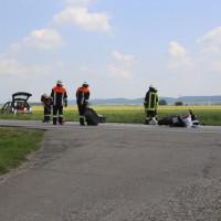 20170615_Unterallgaeu_Fellheim_Heimertingen_Motorradunfall_Feuerwehr_Poeppel_0018