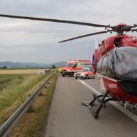 20170625_A7_Groenenbach_Woringen_Kleinbus_Unfall_Feuerwehr_Poeppel_0028