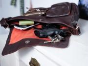 Gaspistole Handtasche Schreckschusspistole