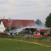 20170817_Unterallgaeu_B16_Hausen_Salgen_Lkw-Heuballen-Brand_Feuerwehr_Poeppel-0033