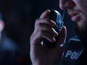 Polizist Funk