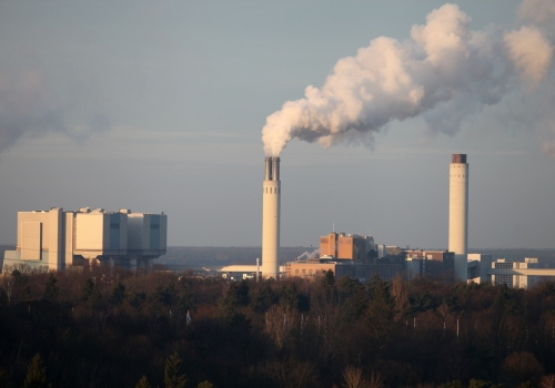 Heizkraftwerk, über dts Nachrichtenagentur
