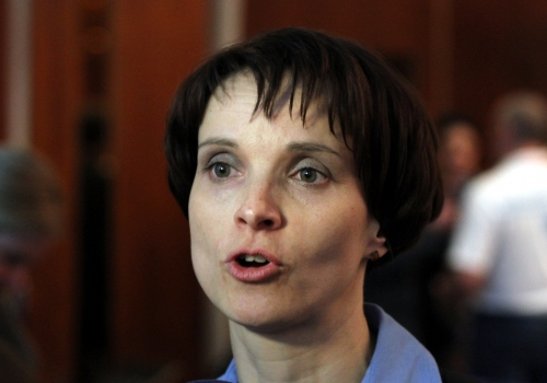 Frauke Petry, über dts Nachrichtenagentur