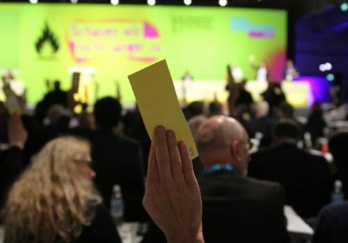 FDP-Parteitag 2017, über dts Nachrichtenagentur