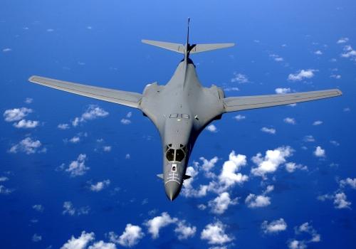 Rockwell B-1, United States Air Force, über dts Nachrichtenagentur