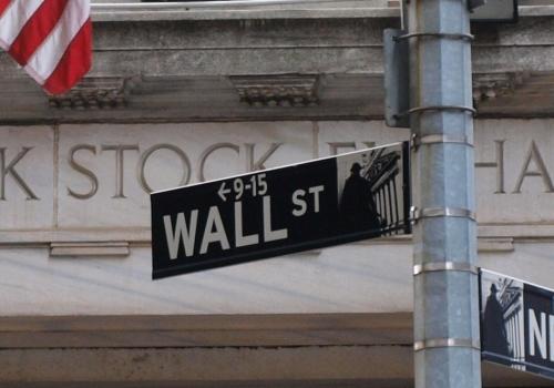 Wallstreet in New York, dts Nachrichtenagentur