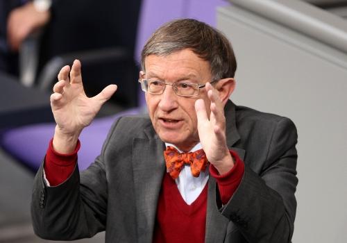 Heinz Riesenhuber, über dts Nachrichtenagentur