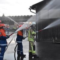 2017-10-06_Unterallgaeu_Zell_Jugend_Feuerwehr_THW_BRK_JUH_Uebung_Feuerwehr-Zell_new-facts-eu_0009